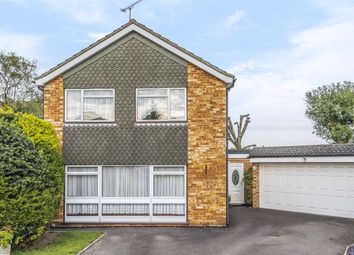 Thumbnail 3 bed detached house for sale in Pollards Close, Goffs Oak, Waltham Cross