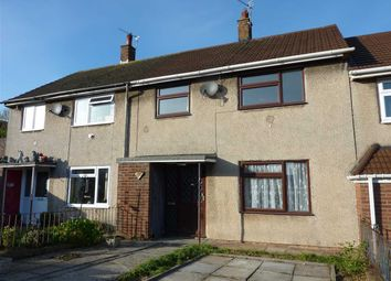 Thumbnail 3 bed terraced house to rent in Somerset Way, Bulwark, Chepstow