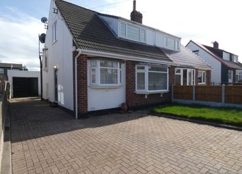 Thumbnail 2 bed semi-detached house for sale in Whitecliffe Crescent, Swillington, Leeds