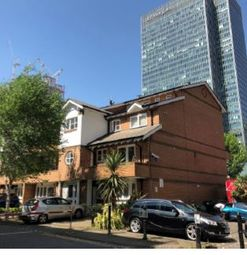 Thumbnail Office to let in Admirals Way, London