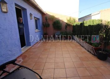 Thumbnail 3 bed town house for sale in 03749 Jesús Pobre, Alicante, Spain