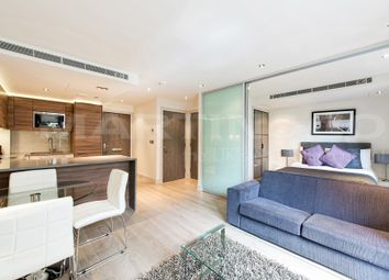 Thumbnail 1 bedroom flat to rent in Park Street, London