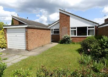 Thumbnail 3 bed detached bungalow for sale in Crowland Close, Ipswich, Suffolk