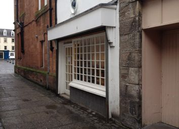 Thumbnail Retail premises to let in 8 Flesher`S Vennel, Perth