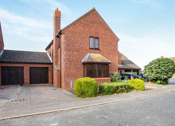 Thumbnail 4 bed detached house for sale in Dukes Drive, Ramsey Forty Foot, Huntingdon