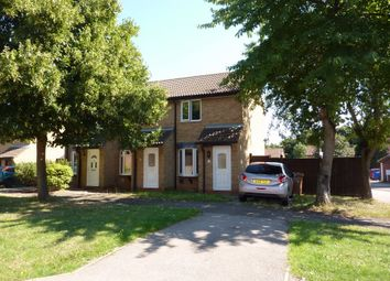 Thumbnail 2 bedroom end terrace house to rent in Portchester Gardens, Wakes Meadow, Northampton