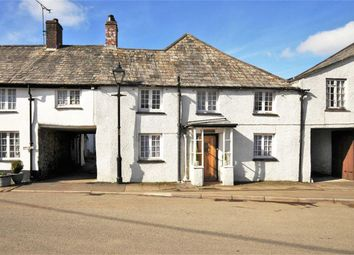 Thumbnail 3 bed terraced house for sale in The Square, Kilkhampton, Bude, Cornwall