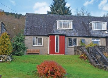 Thumbnail 3 bed semi-detached house for sale in Bemersyde Road, Tarbet, Arrochar