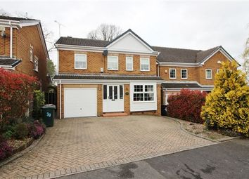 Thumbnail 4 bed detached house for sale in Rectory Gardens, Todwick, Sheffield