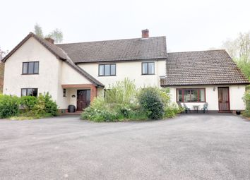 Thumbnail 6 bed detached house for sale in Monksilver, Taunton
