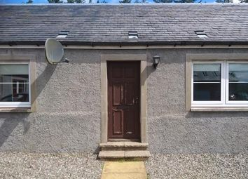 Thumbnail 1 bed detached bungalow to rent in 1 Mid Feddal Cottage, Feddal Road, Braco, Dunblane