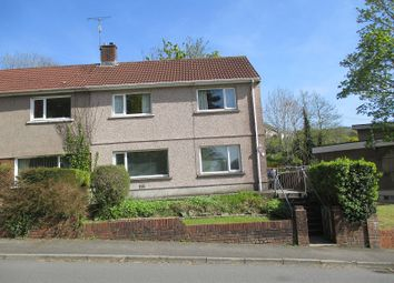 Thumbnail 3 bed semi-detached house for sale in Laurel Avenue, Baglan, Port Talbot, Neath Port Talbot.