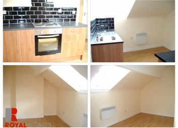 Thumbnail 1 bed flat to rent in 462 Bearwood Road, Smethwick, West Midlands