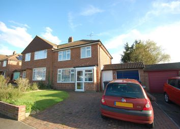 3 bed semi-detached house for sale in Summerfield Avenue, Whitstable CT5