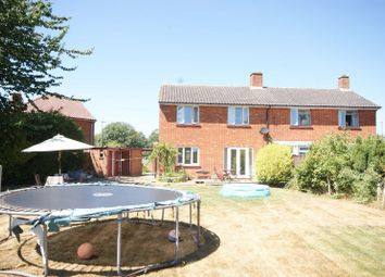 Thumbnail 3 bed semi-detached house for sale in Green Crescent, Gosport