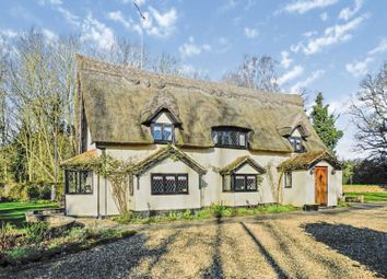 Thumbnail 5 bed detached house for sale in The Avenue, Great Barton