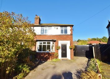 Thumbnail 3 bed semi-detached house for sale in Eastfield, Salford