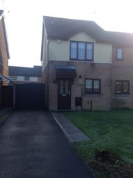 Thumbnail 2 bed semi-detached house to rent in Heol Maes Yr Haf, Pencoed