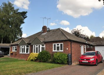Thumbnail 3 bed semi-detached bungalow to rent in Kings Keep, Church Crookham, Fleet