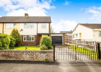 Thumbnail 3 bed semi-detached house for sale in Hillside Crescent, Mold, Flintshire, Clwyd