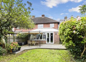 Thumbnail 3 bed semi-detached house for sale in Upper Grosvenor Road, Tunbridge Wells