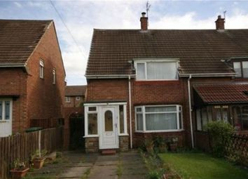 Thumbnail 2 bed semi-detached house to rent in Hollinside Road, Nookside, Sunderland, Tyne And Wear