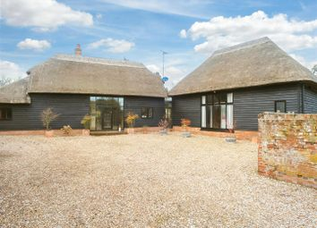 Thumbnail 4 bed detached house for sale in Duck Street, Furneux Pelham, Buntingford