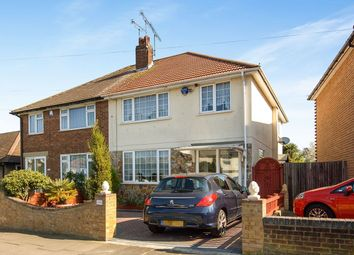 Thumbnail 3 bed semi-detached house for sale in Manor Way, Bexleyheath
