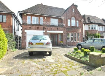 Thumbnail 6 bed detached house for sale in Haslemere Gardens, Finchley, London