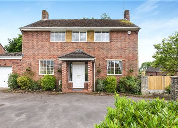 Thumbnail 3 bed detached house for sale in West Coker Road, Yeovil, Somerset