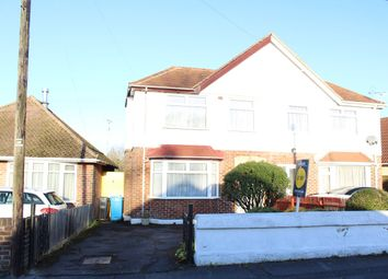 Thumbnail 3 bed semi-detached house to rent in Heath Avenue, Poole