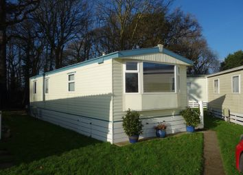 Thumbnail 3 bedroom mobile/park home for sale in Chapel Road, Carlton Colville, Lowestoft