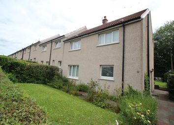 Thumbnail 4 bed end terrace house for sale in Kyleakin Road, Thornliebank, Glasgow, Lanarkshire