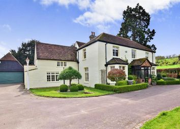 Thumbnail 6 bed property for sale in Beesfield Lane, Farningham, Kent