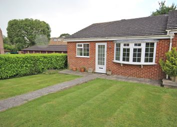 Thumbnail 2 bed end terrace house for sale in Herbert Road, New Milton