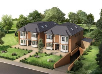 Thumbnail 3 bedroom flat for sale in Red Road, Borehamwood