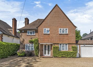 Thumbnail 4 bed detached house for sale in Wilbury Avenue, Sutton