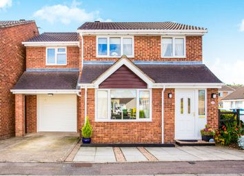 Thumbnail 4 bedroom detached house for sale in The Crofts, Little Paxton, St. Neots