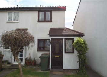 Thumbnail 2 bedroom end terrace house for sale in Ashingdon Close, London