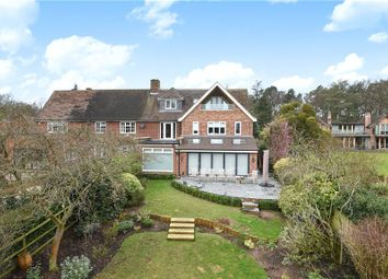Thumbnail 4 bedroom semi-detached house for sale in Titness Park, London Road, Ascot