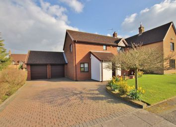 Thumbnail 4 bed detached house for sale in Heronpark Way, Spital, Wirral