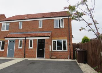 Thumbnail 3 bedroom semi-detached house for sale in Northfield Avenue, South Kirkby, Pontefract