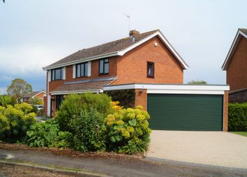 Thumbnail 5 bed detached house for sale in Pole Elm Close, Callow End, Worcester