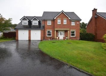 Thumbnail 4 bed detached house for sale in Wellview Lane, Livingston, West Lothian