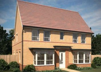 "Thumbnail 4 bedroom detached house for sale in ""Alnwick"" at Bearscroft Lane, London Road, Godmanchester, Huntingdon"