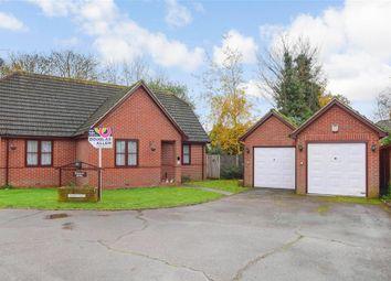 Thumbnail 4 bedroom bungalow for sale in Bonnett Mews, Hornchurch, Essex