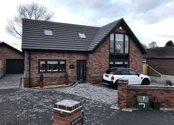 Thumbnail 4 bed detached house for sale in Chapel Street, Wincham, Northwich, Cheshire.