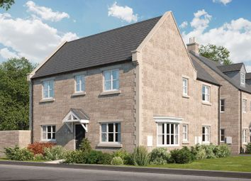 Thumbnail 4 bed detached house for sale in Blackthorn Road, Ambrosden