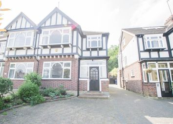 Thumbnail 3 bed semi-detached house to rent in Sandall Road, London