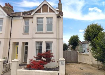 Thumbnail 3 bed end terrace house for sale in Queens Park Rise, Brighton